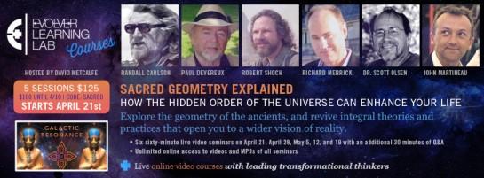 Sacred Geometry Intensive